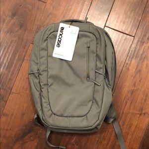 NWT Incase nylon backpack